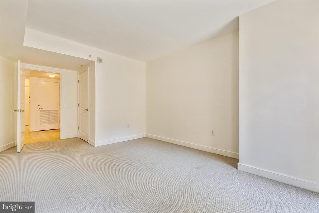 Master Bedroom with Wall to Wall Carpeting - 616 E ST NW #302, WASHINGTON