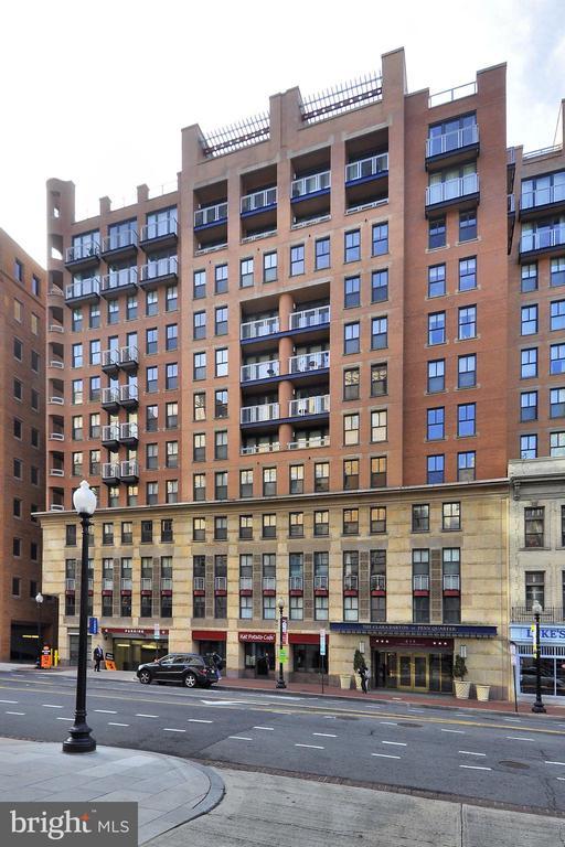 Exterior Front - 616 E ST NW #302, WASHINGTON