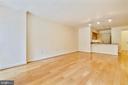Bright Living Room - 616 E ST NW #302, WASHINGTON