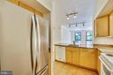 Stainless Steel Refrigerator - 616 E ST NW #302, WASHINGTON
