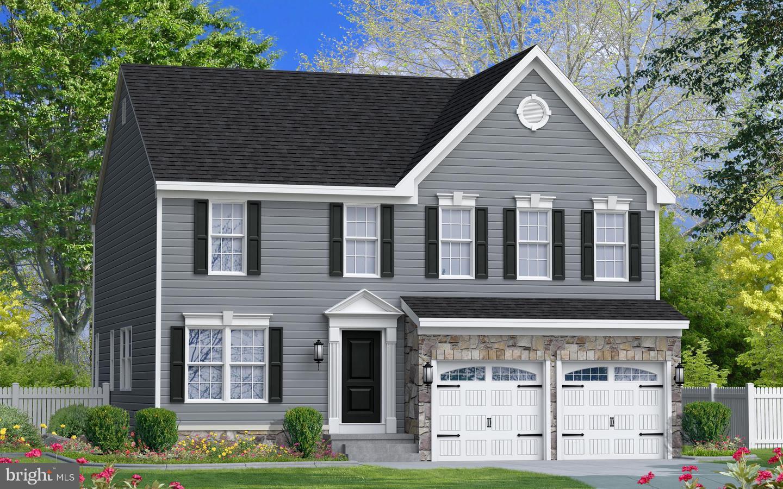 Single Family Homes pour l Vente à East Fallowfield Township, Pennsylvanie 19320 États-Unis