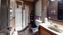Full bath in basement - 302 HEDGESTONE TER NE, LEESBURG