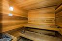 Sauna in the Clubhouse - 12075 TRUMBULL WAY, RESTON