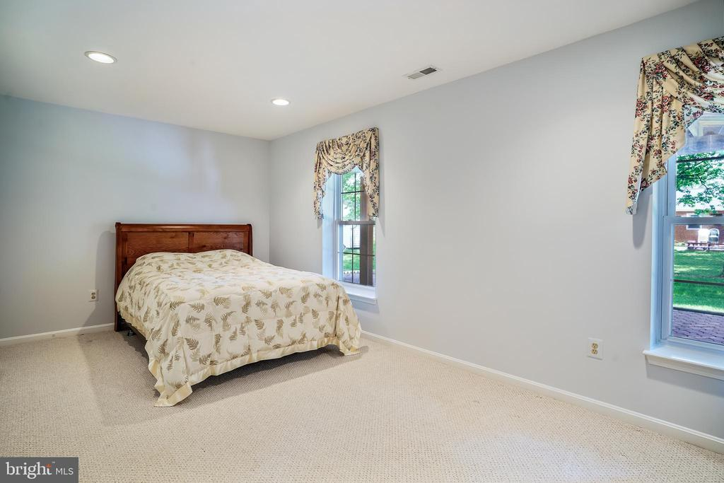 Basement Bedroom - 6343 WILLOWFIELD WAY, SPRINGFIELD