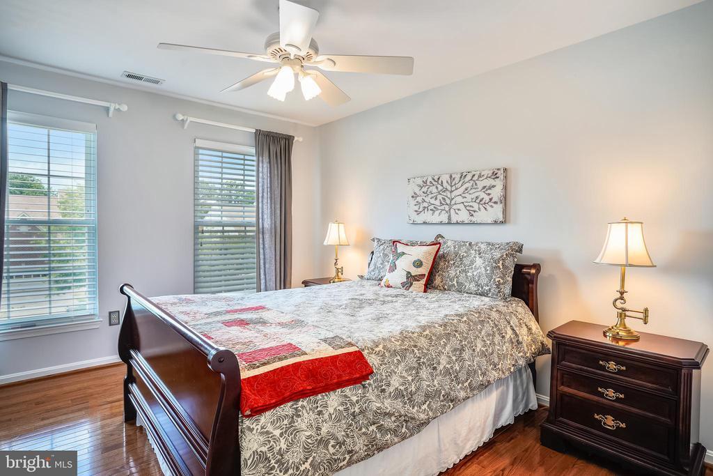 Bedroom #1 - 6343 WILLOWFIELD WAY, SPRINGFIELD