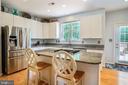Kitchen - 6343 WILLOWFIELD WAY, SPRINGFIELD
