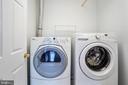 2nd Floor Laundry Room - 6343 WILLOWFIELD WAY, SPRINGFIELD