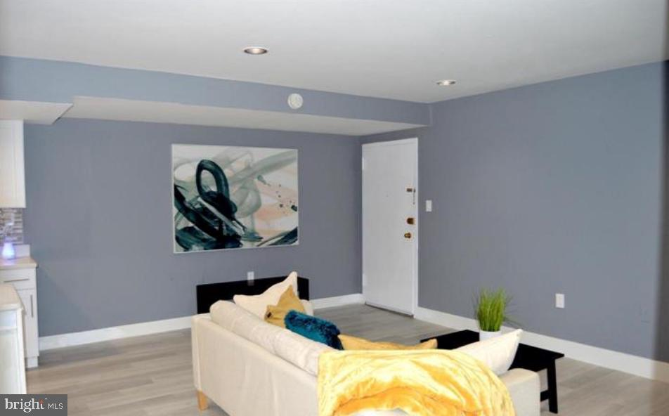 Living Room - 12311 BRAXFIELD CT #1, NORTH BETHESDA