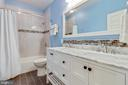 Bathroom #2 - 43266 CANDICE DR, ASHBURN