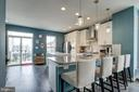 Main Level Open Floor Plan is on trend - 22983 WORDEN TER, BRAMBLETON