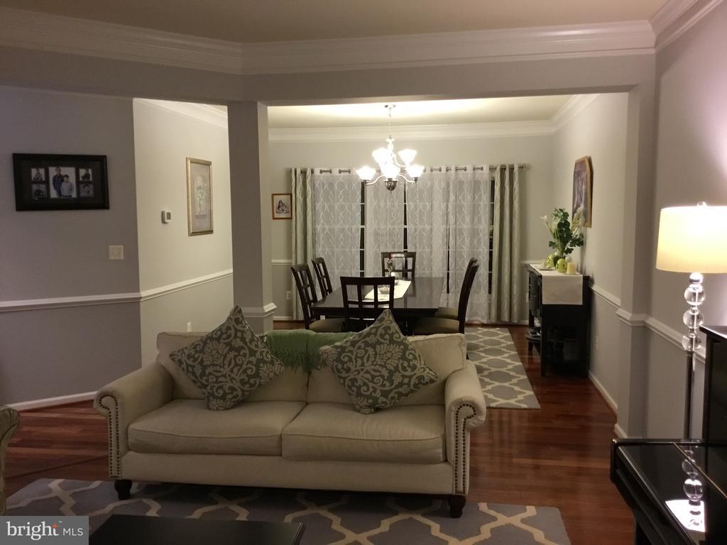 Living Room Area - 22778 OATLANDS GROVE PL, ASHBURN