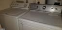 Washer/Dryer - 5411 LEE WHITE LN, FREDERICKSBURG