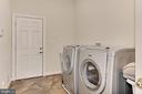 Laundry Room - 7307 ALLAN AVE, FALLS CHURCH
