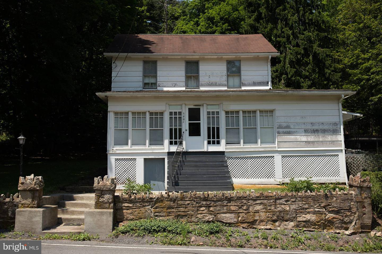 Single Family Homes για την Πώληση στο Cassville, Πενσιλβανια 16623 Ηνωμένες Πολιτείες