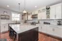 Gourmet kitchen. - 9612 WOODLAND, NEW MARKET
