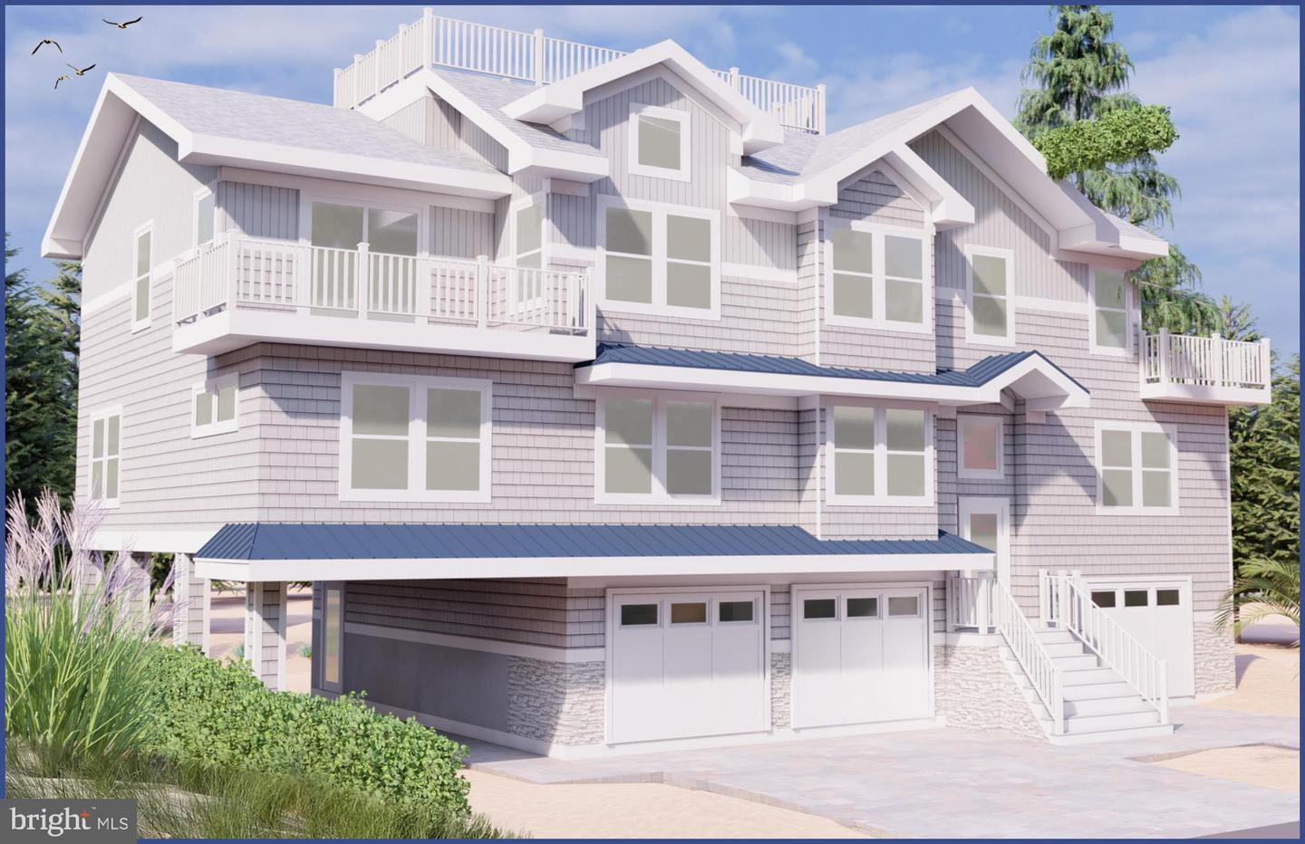 Single Family Homes pour l Vente à Beach Haven, New Jersey 08008 États-Unis