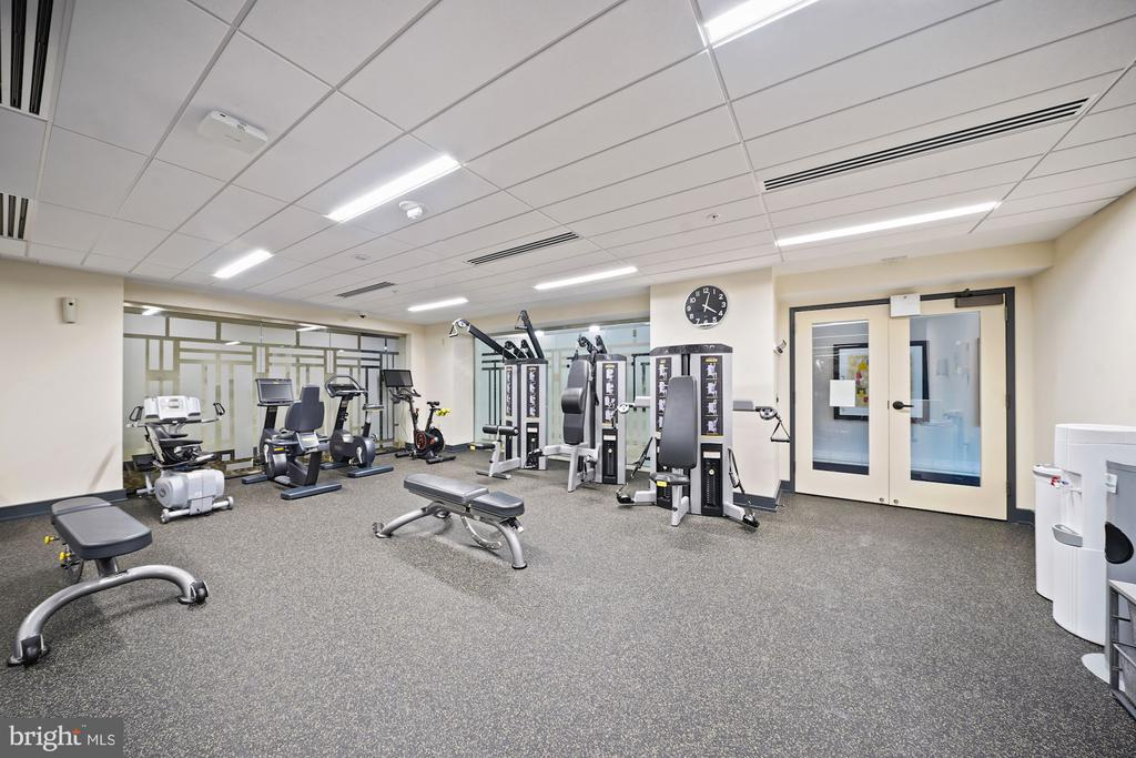 Community Gym - 4301 MILITARY RD NW #611, WASHINGTON