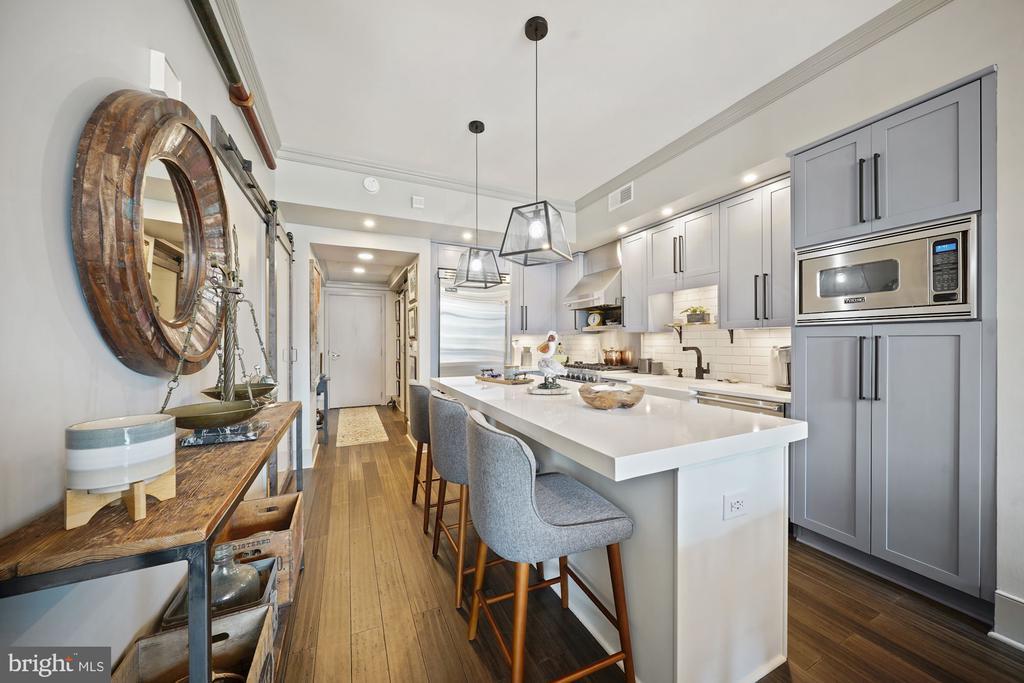 Kitchen - 4301 MILITARY RD NW #611, WASHINGTON