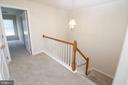 Upper Level Landing - 25236 WHIPPOORWILL TER, CHANTILLY