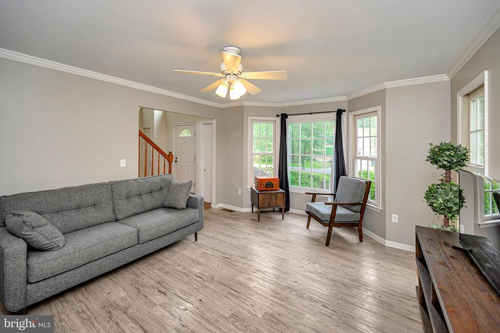 So much natural light and spacious - 109 ASHLAWN CT, LOCUST GROVE