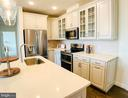 Upgraded Kitchen - 23631 HAVELOCK WALK TER #303, ASHBURN