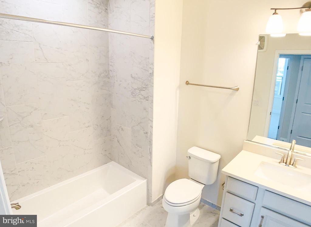 Hall Bathroom - 23631 HAVELOCK WALK TER #303, ASHBURN