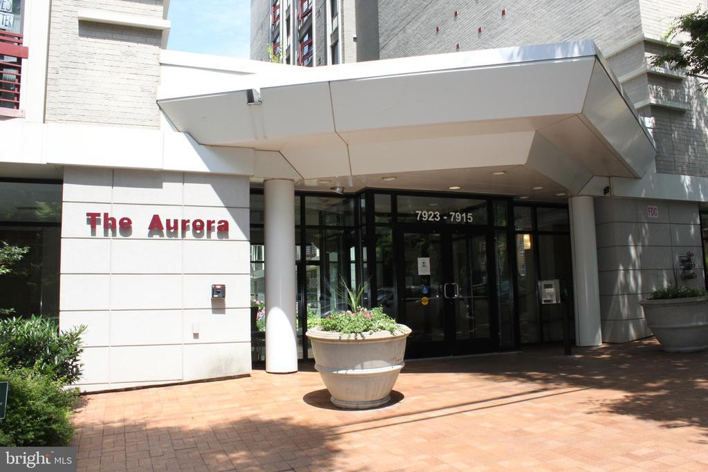 Front building Entrance - 7915 EASTERN AVE #509, SILVER SPRING