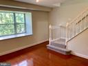 Staircase Landing Living Area - 3802 PORTER ST NW #302, WASHINGTON