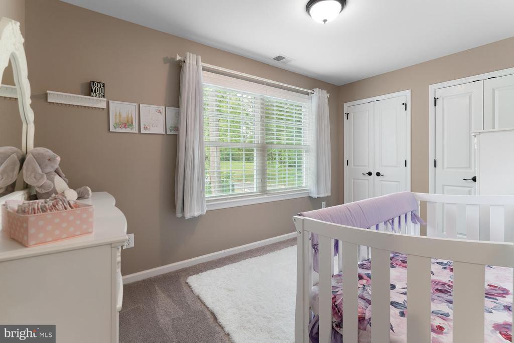 bedroom with double closets - 39177 ALDIE RD, ALDIE
