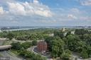 Stunning Potomac River View from the Balcony - 1600 N OAK ST #1419, ARLINGTON