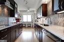 Stylish new Kitchen - 1600 N OAK ST #1419, ARLINGTON