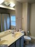 Hall Bathroom (view #2). - 8537 WILLOW WISP CT, LAUREL