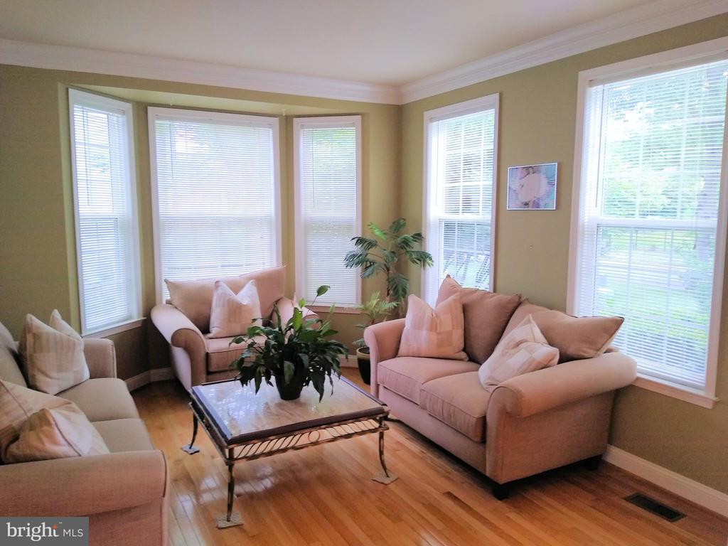 Separate Living Room. - 8537 WILLOW WISP CT, LAUREL