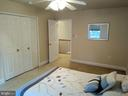 Bedroom 2 (view #2). - 8537 WILLOW WISP CT, LAUREL