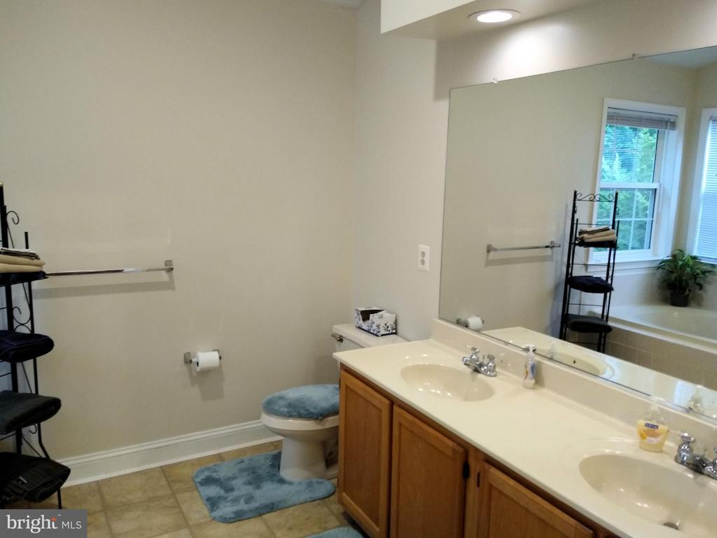Master Bathroom (view #3). - 8537 WILLOW WISP CT, LAUREL