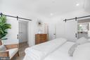Stylish sliding doors - 432 MANOR PL NW #2, WASHINGTON