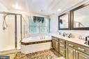 Master bath - 43351 RITTER LN, CHANTILLY