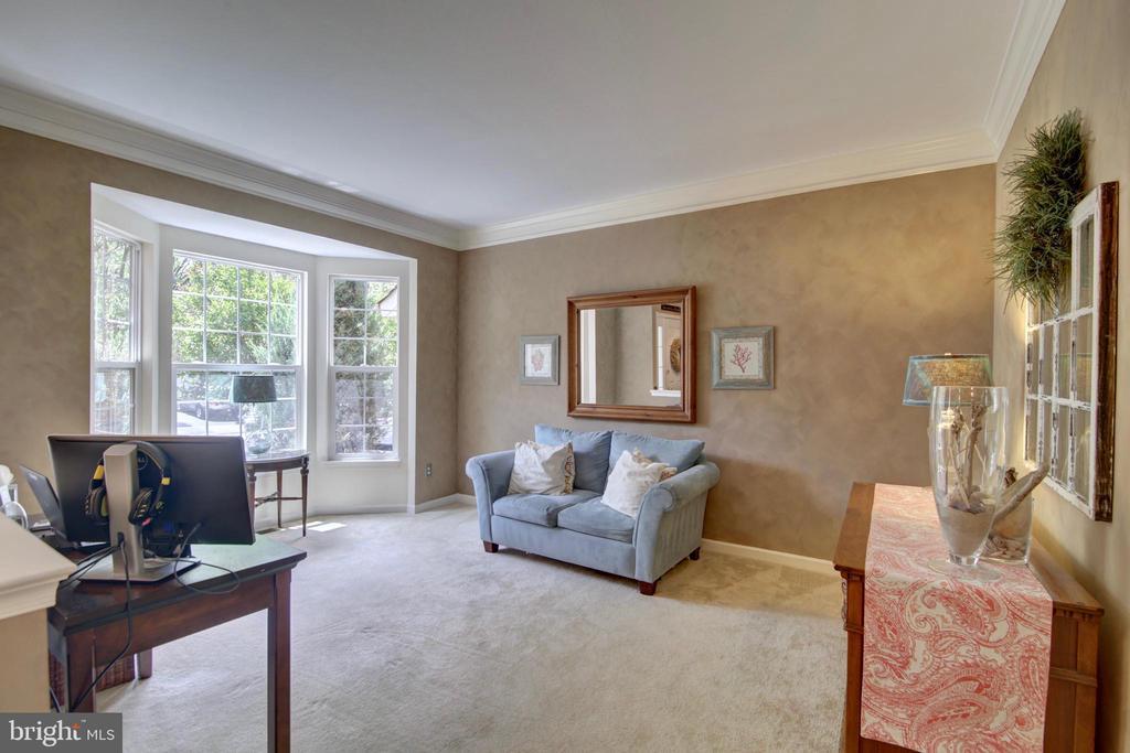 Living Room - 43224 BALTUSROL TER, ASHBURN