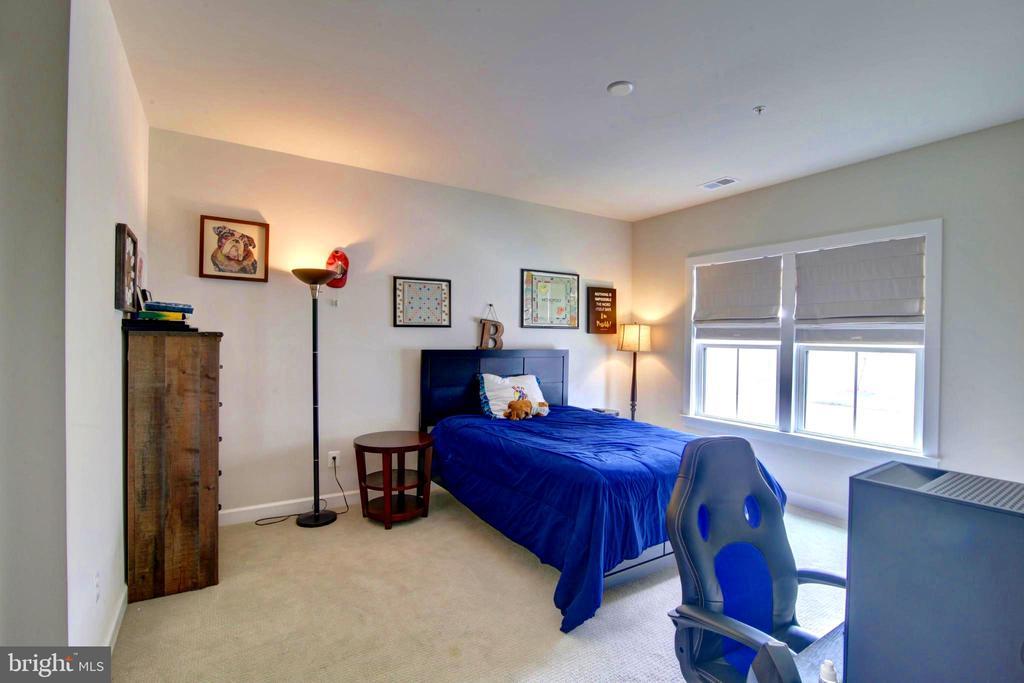 Bedroom 1 On Ground Floor. - 43388 WHITEHEAD TER, ASHBURN