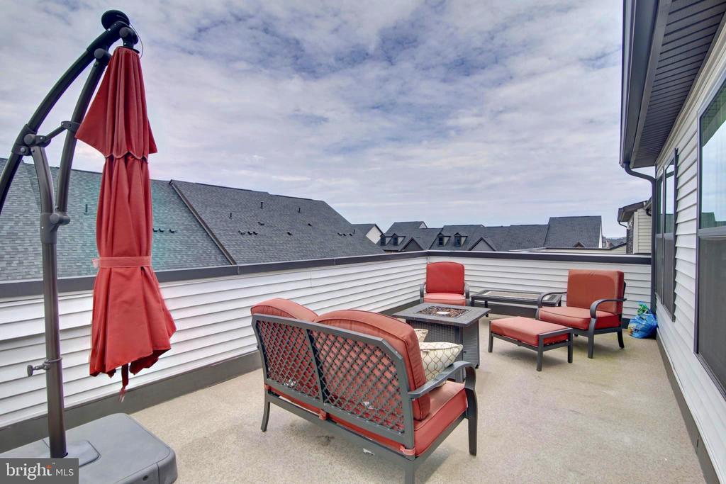 Rooftop terrace - 43388 WHITEHEAD TER, ASHBURN