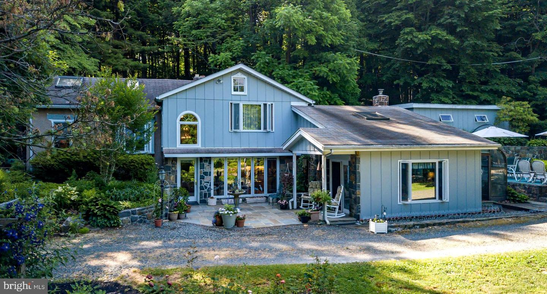 Single Family Homes voor Verkoop op Bechtelsville, Pennsylvania 19505 Verenigde Staten