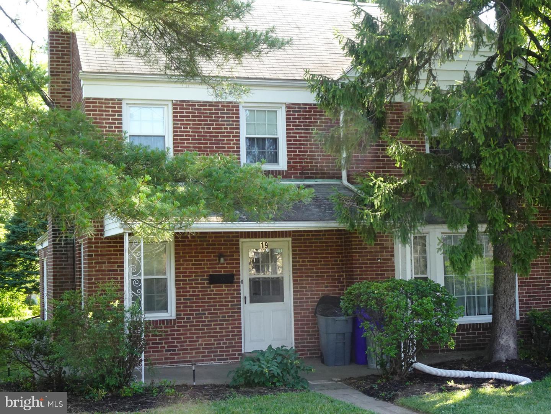 Single Family Homes voor Verkoop op Cheltenham, Pennsylvania 19012 Verenigde Staten