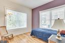 Bedroom #2 on the first-floor - 1504 IRVING ST NE, WASHINGTON