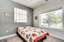 Bedroom #4 - upstairs - 1504 IRVING ST NE, WASHINGTON