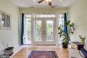 Garden room and yoga studio - 1504 IRVING ST NE, WASHINGTON