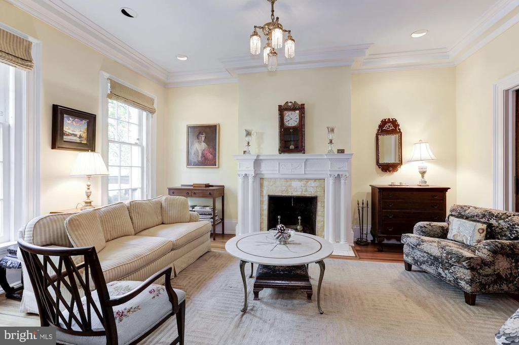 Living Room - 1840 WYOMING AVE NW, WASHINGTON