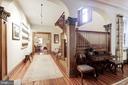 Main Hallway - 1840 WYOMING AVE NW, WASHINGTON