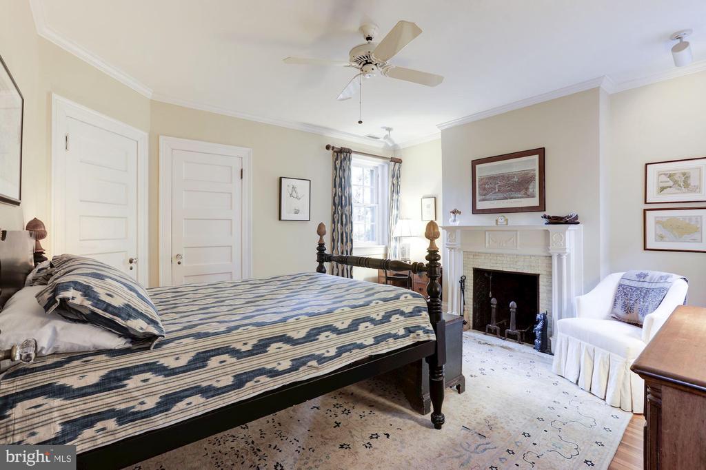 2nd Level Bedroom - 1840 WYOMING AVE NW, WASHINGTON