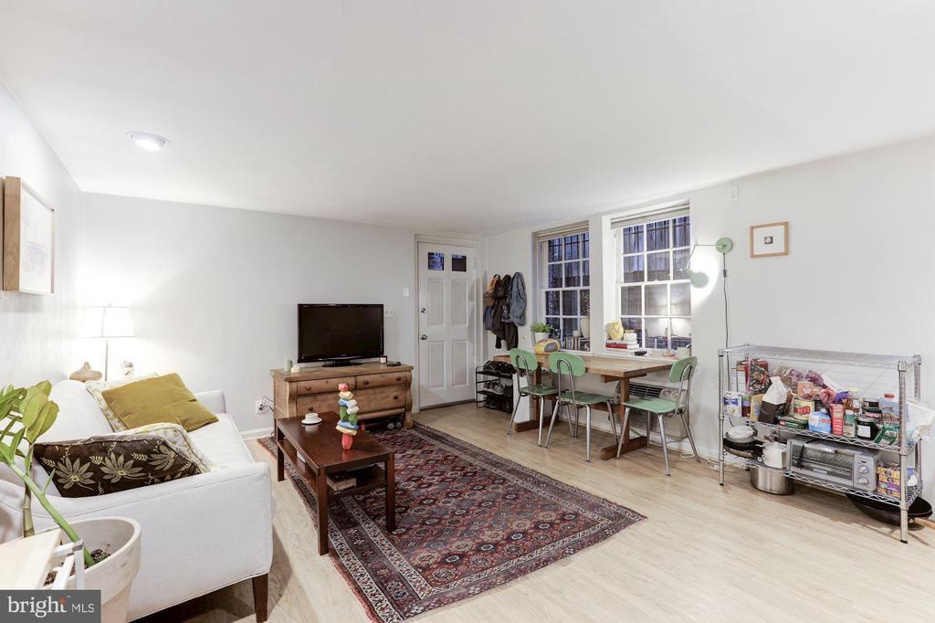 Lower Level Rental Unit - 1840 WYOMING AVE NW, WASHINGTON