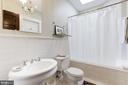 2nd Level Bath - 1840 WYOMING AVE NW, WASHINGTON